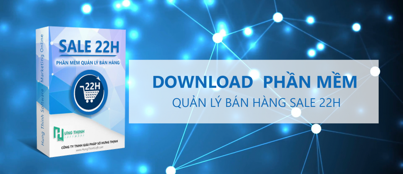 Down load phan mem quan ly ban hang Sale 22h